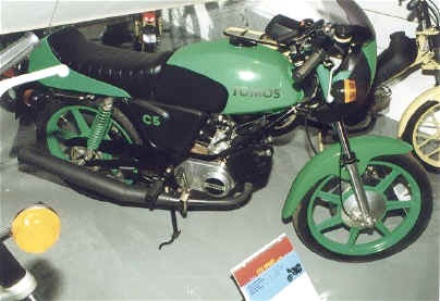 Also other models were realized, often remained as prototype